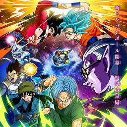 Tv Shows You Would Like to Watch If You Like Super Dragon Ball Heroes (2018)